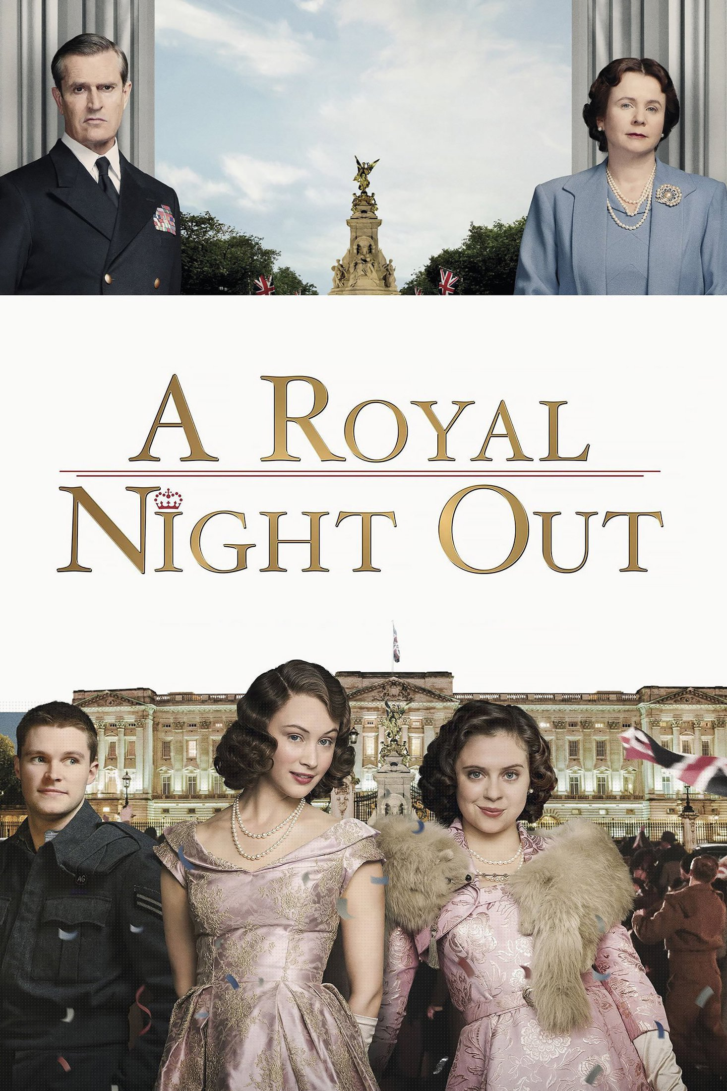 Regarder A Royal Night Out en streaming gratuit