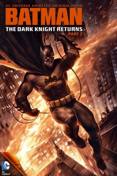 Batman : The Dark Knight Returns, Part 2