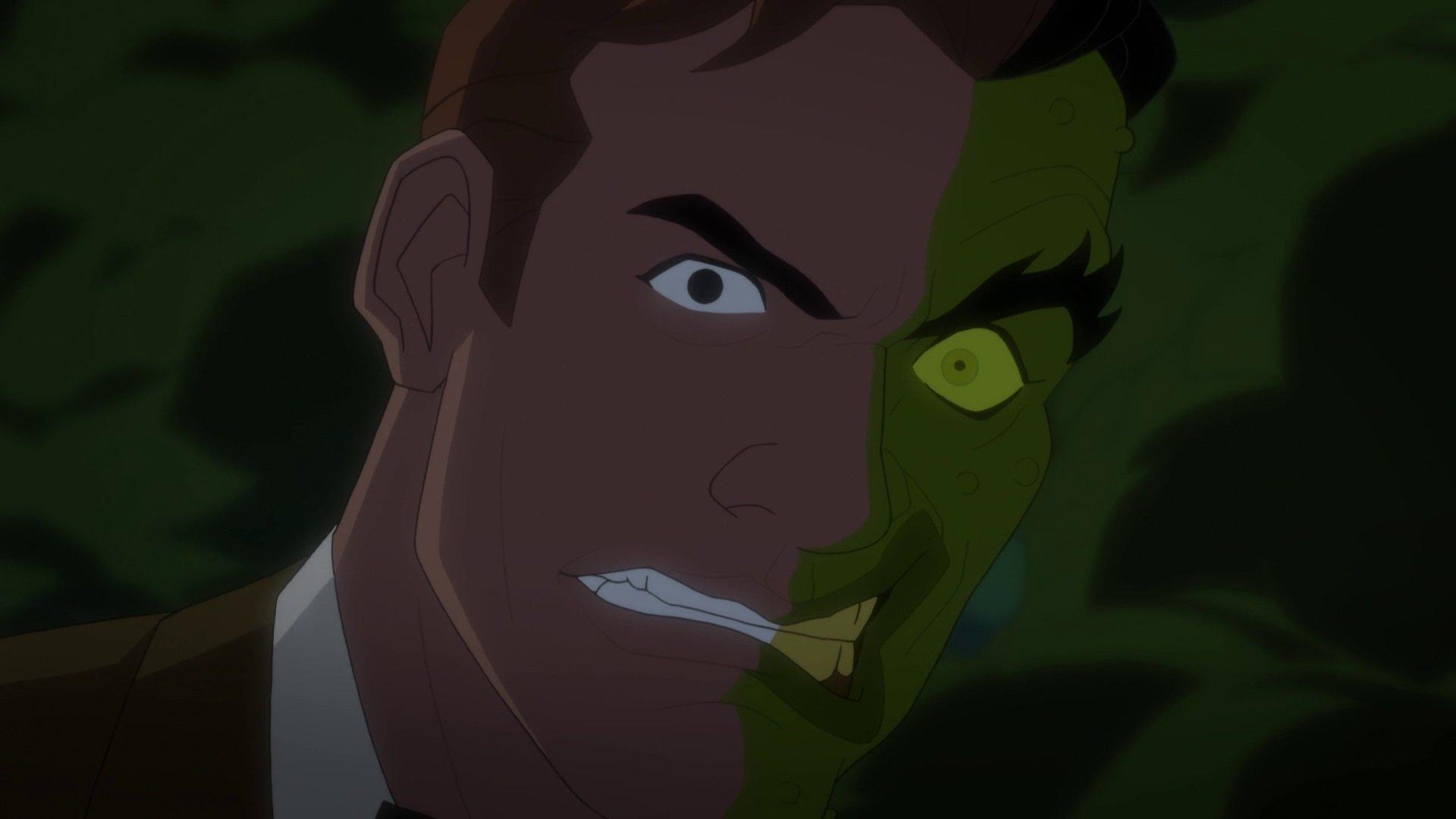 Regarder Batman vs. Two-Face en streaming gratuit