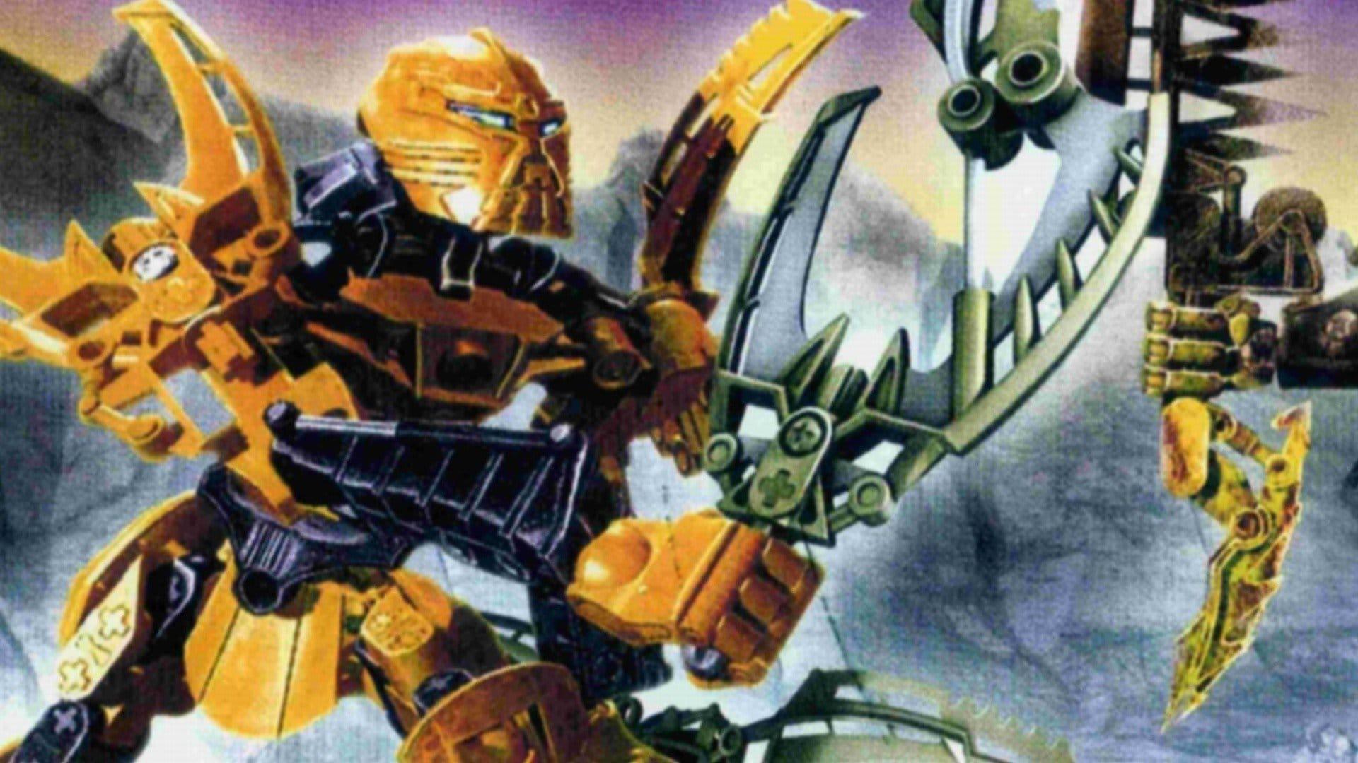 Regarder Bionicle 4: La Légende Renaît en streaming gratuit