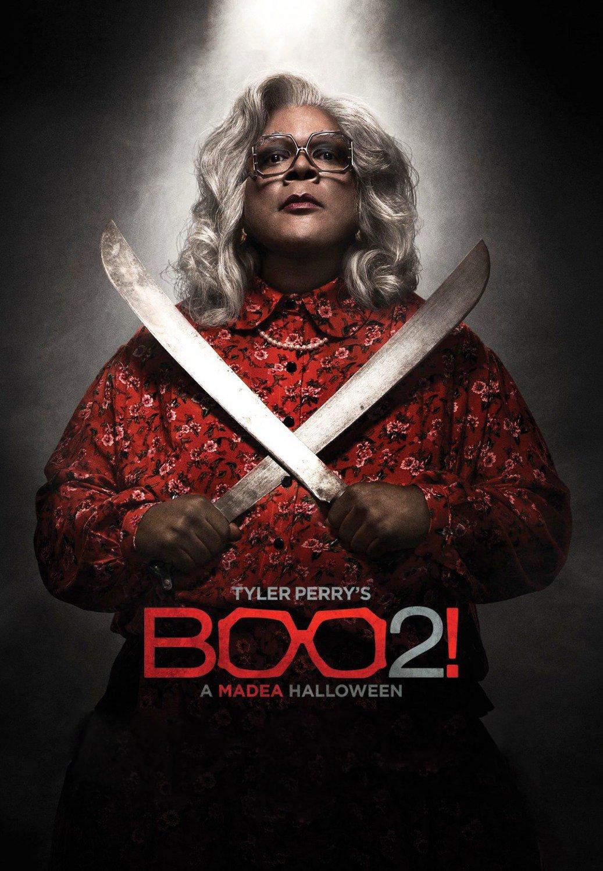 Regarder Boo 2! A Madea Halloween en streaming gratuit