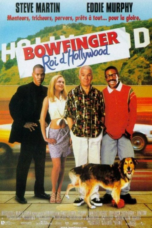 Regarder Bowfinger, roi d'Hollywood en streaming gratuit