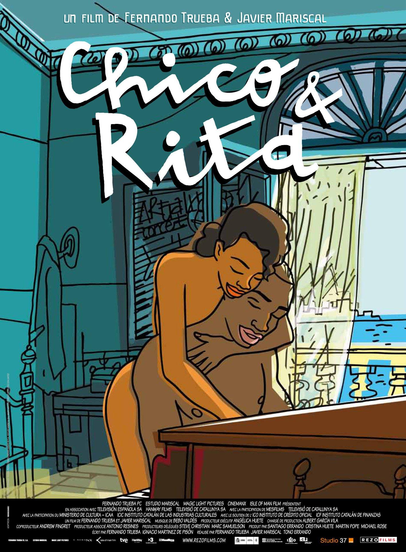 Regarder Chico et Rita en streaming gratuit