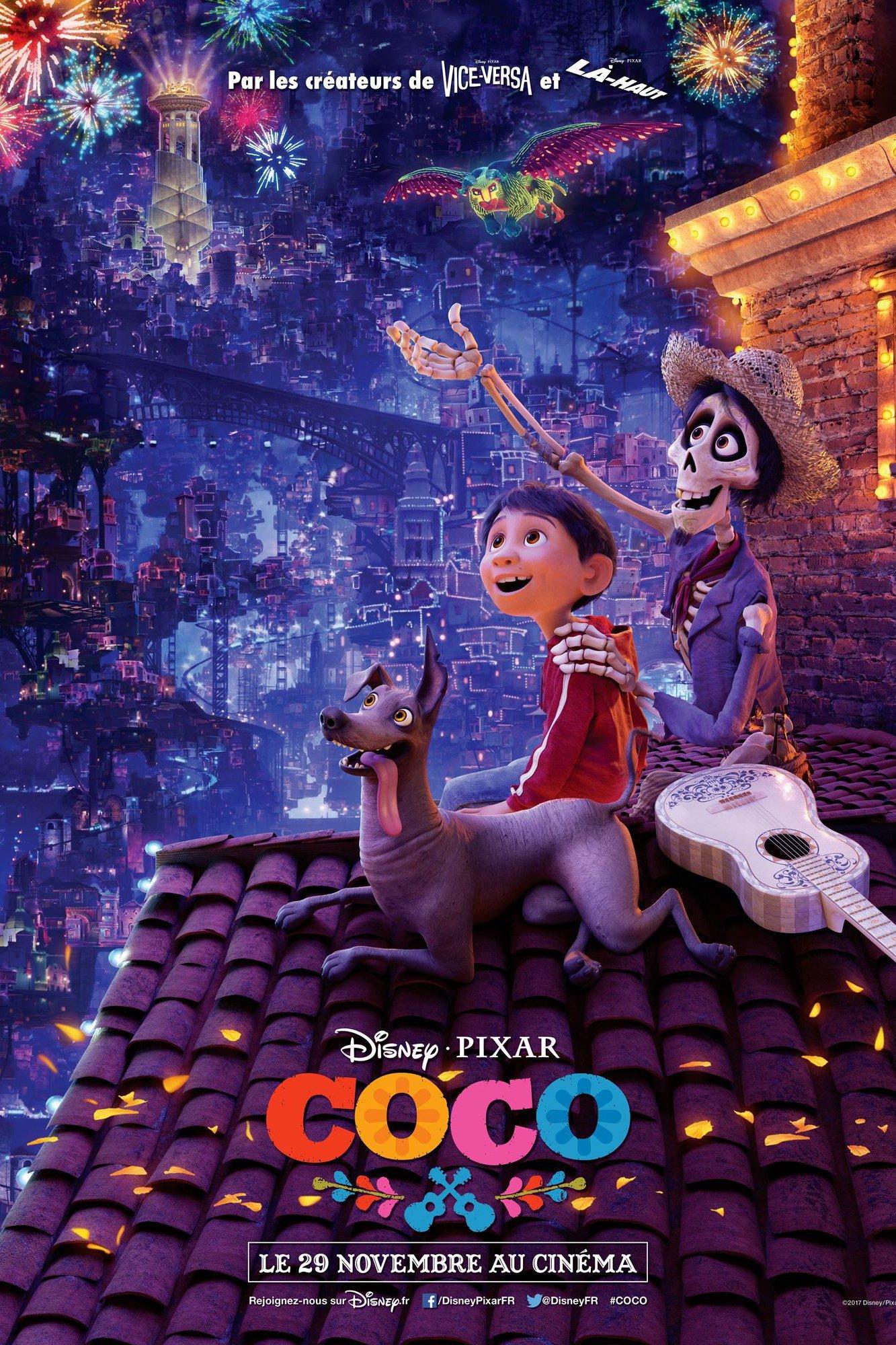 Regarder Coco en streaming gratuit