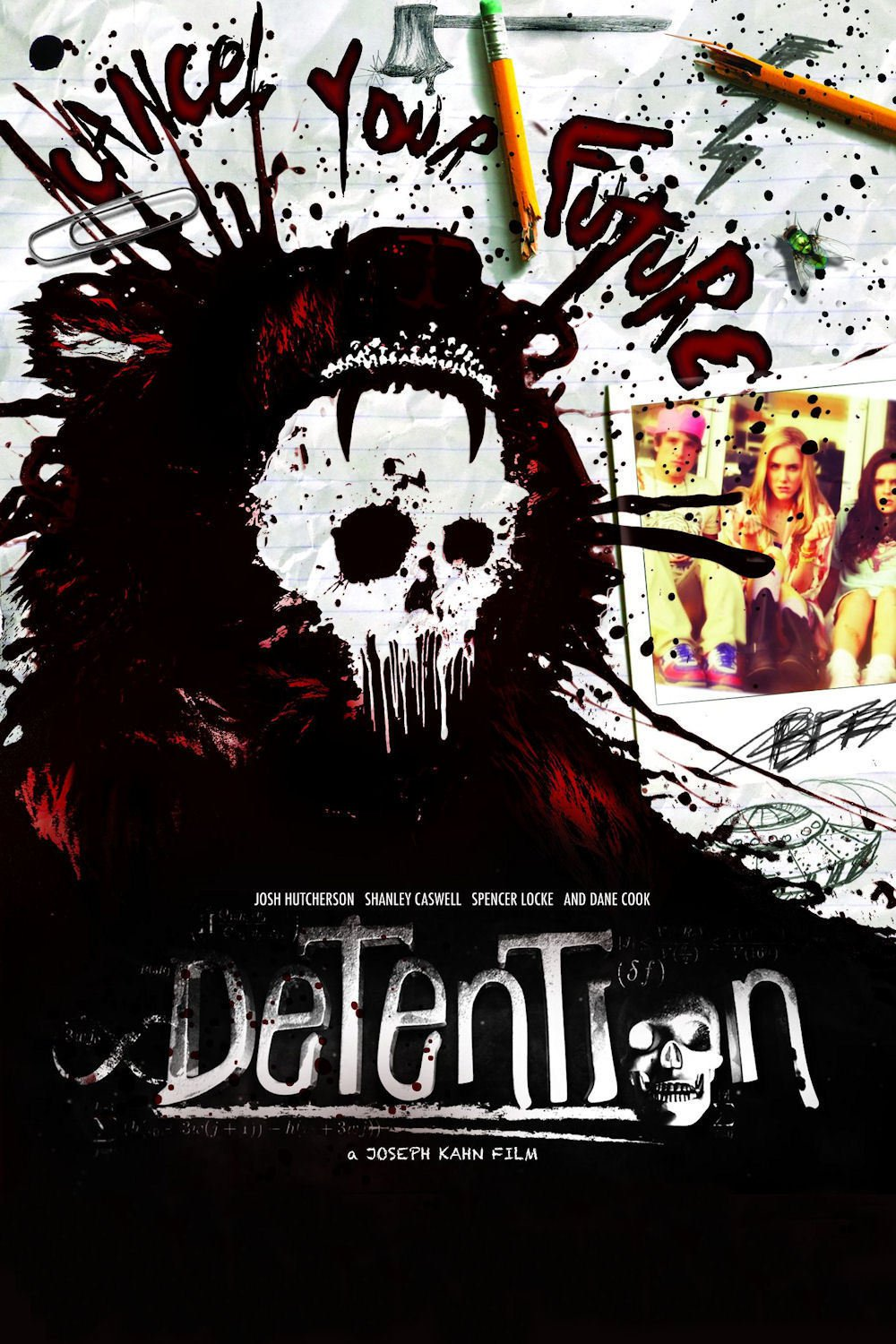 Regarder Detention en streaming gratuit