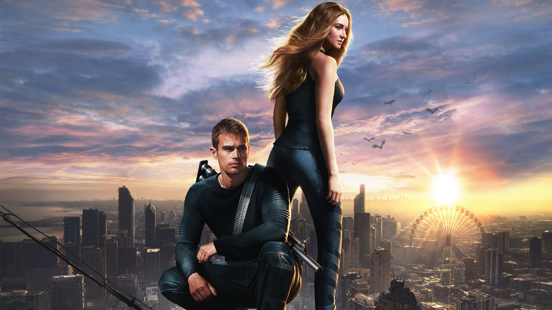 Regarder Divergente en streaming gratuit