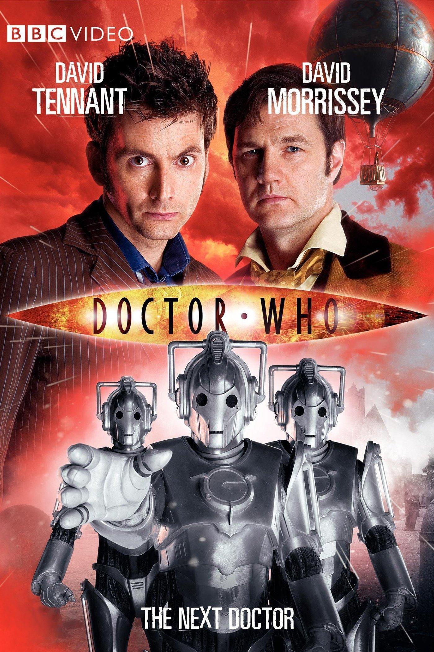 Regarder Doctor Who – Cyber Noël en streaming gratuit