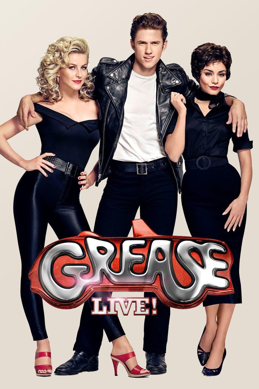 Regarder Grease Live en streaming gratuit