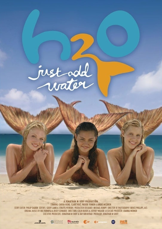 H2O Just Add Water – The Movie