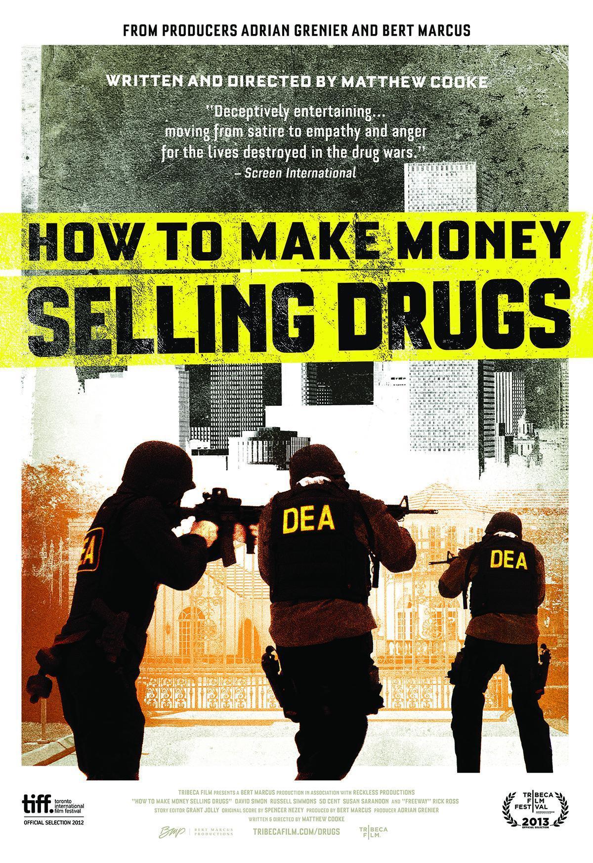 Regarder How to Make Money Selling Drugs en streaming gratuit