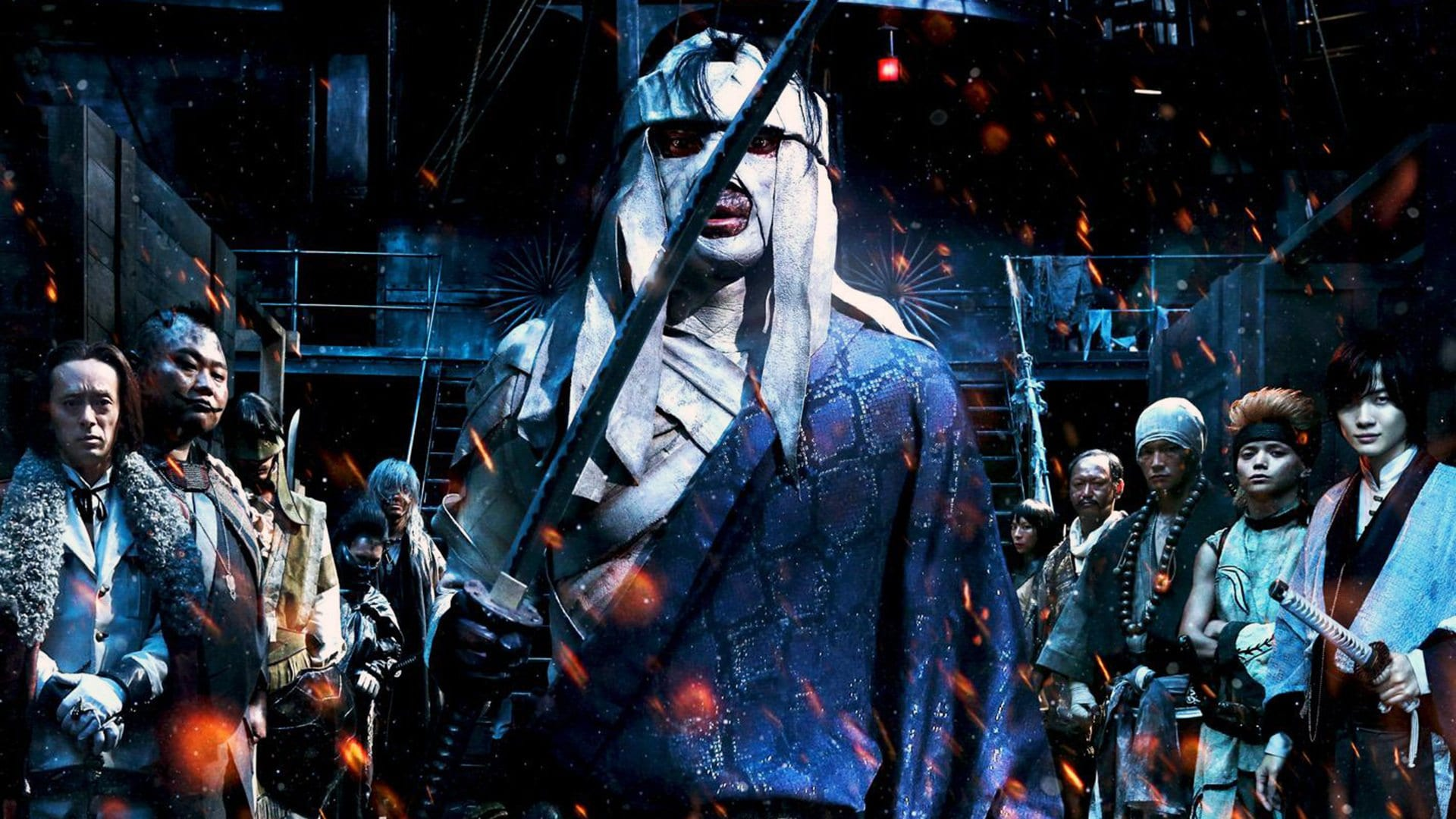 Regarder Kenshin – La fin de la Légende en streaming gratuit