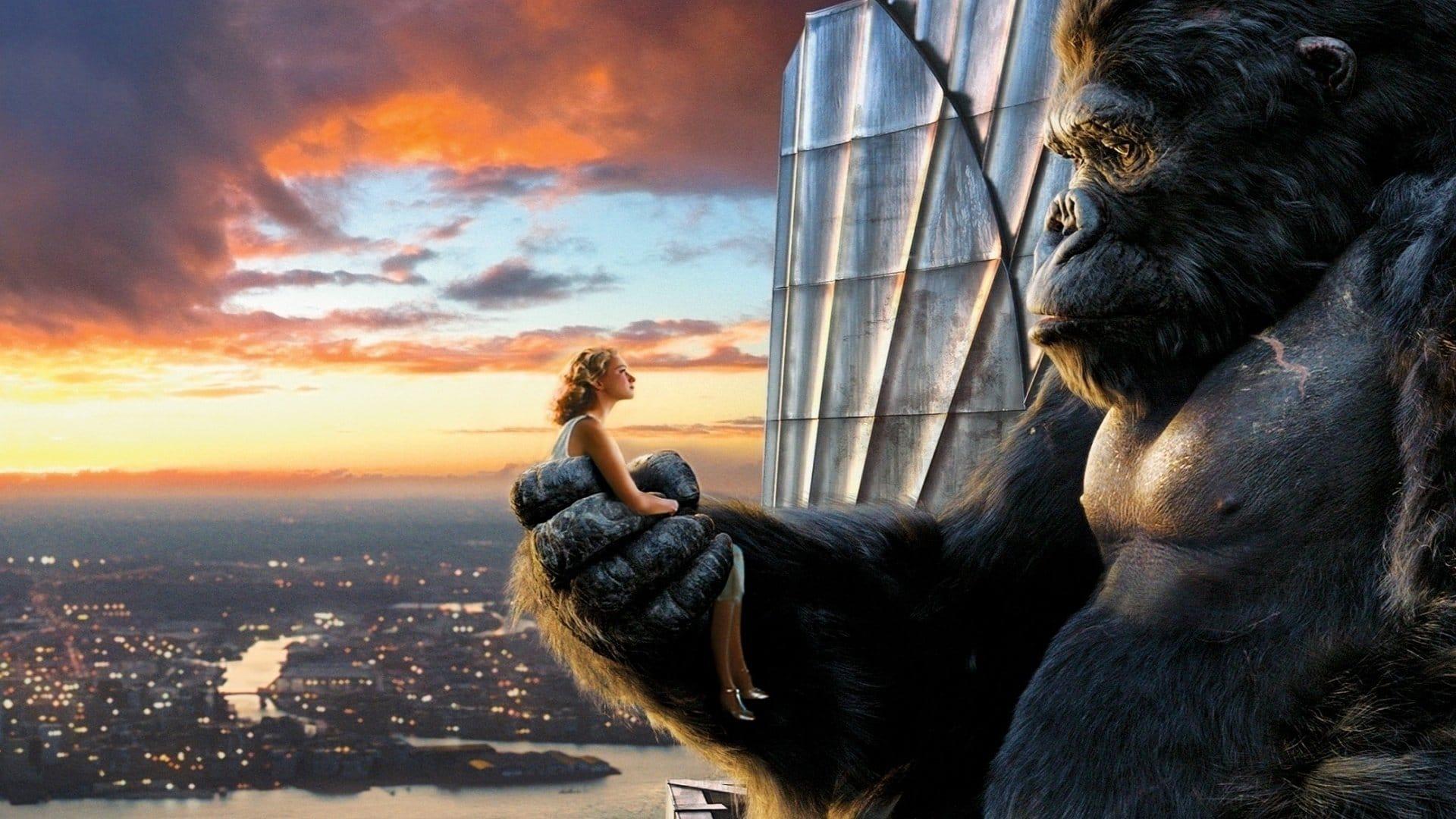 Regarder King Kong en streaming gratuit