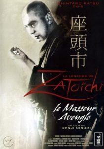 La Légende de Zatoïchi : Vol. 01 – Le masseur aveugle