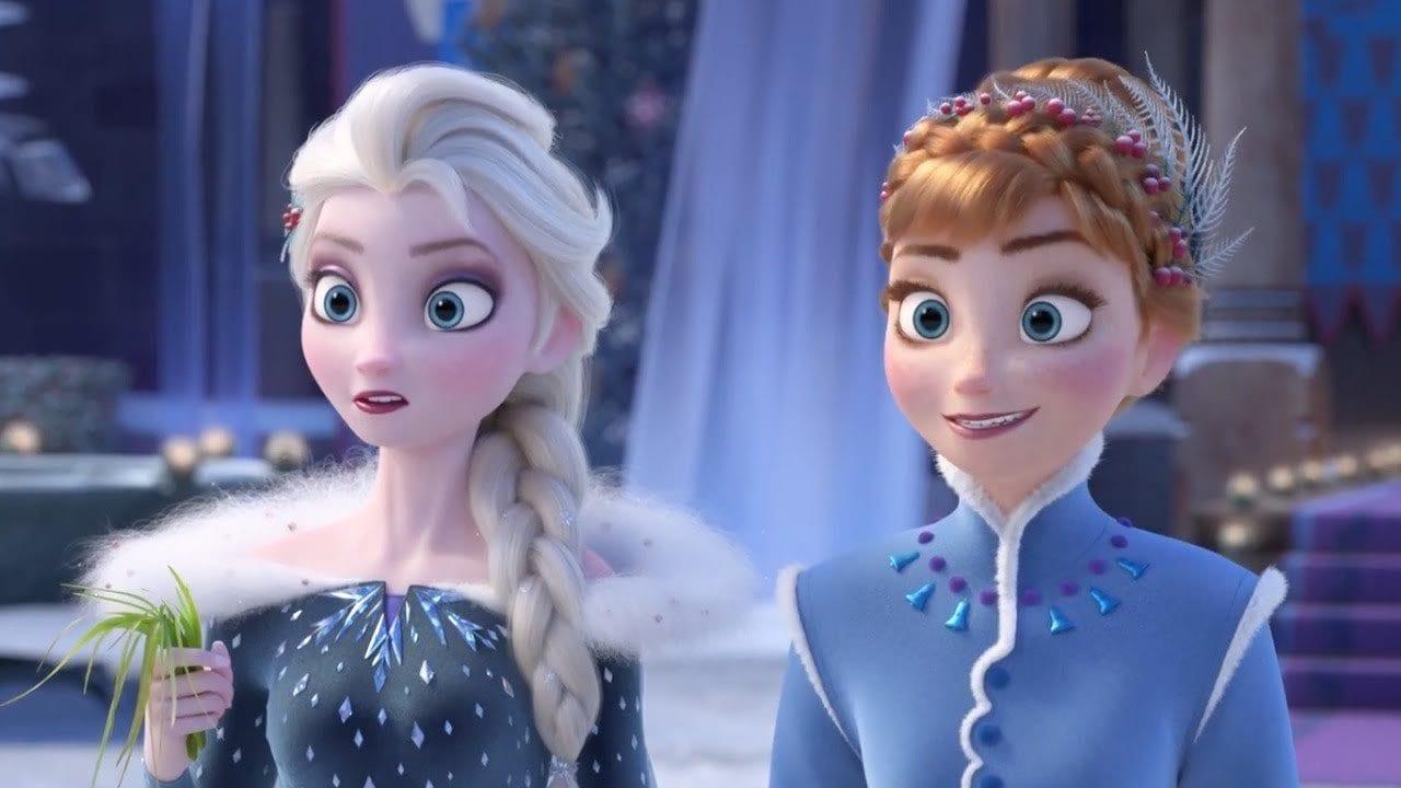 Regarder L'aventure givrée d'Olaf en streaming gratuit