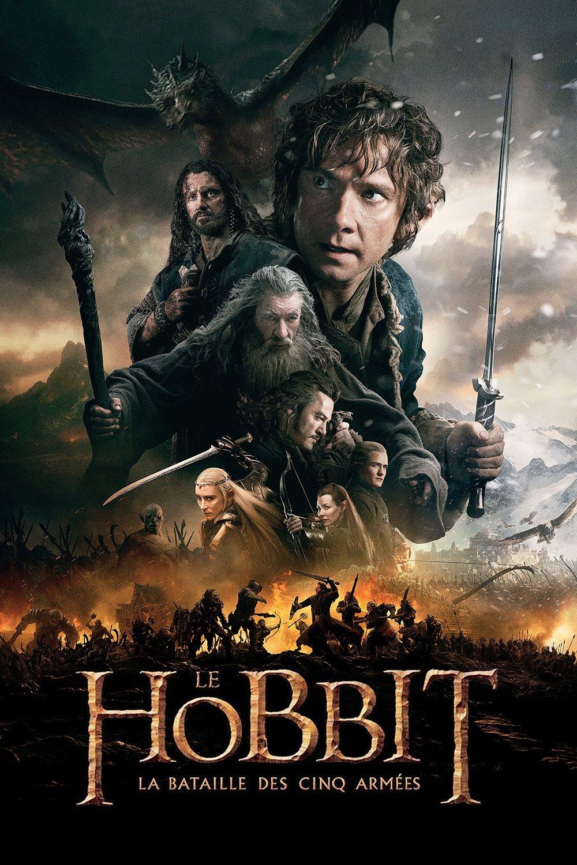 Regarder Le Hobbit : La bataille des cinq armées en streaming gratuit