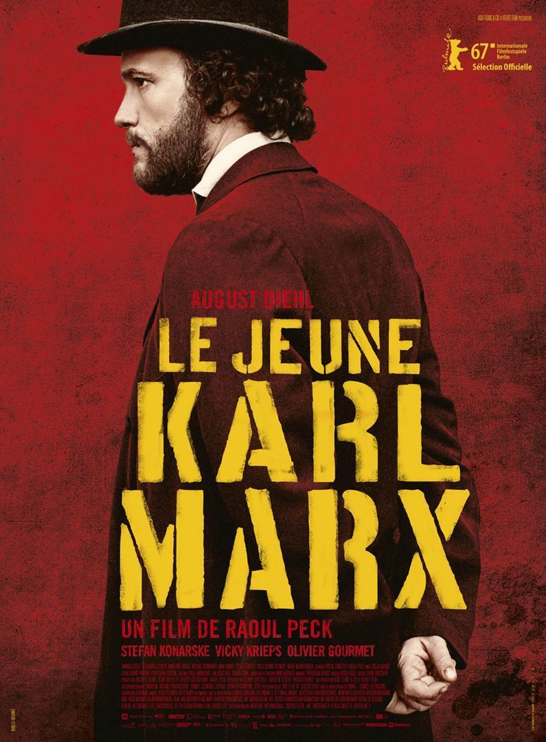 Regarder Le jeune Karl Marx en streaming gratuit