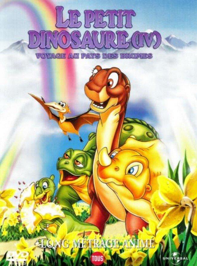 Regarder Le Petit Dinosaure 4 : Voyage au pays des brumes en streaming gratuit