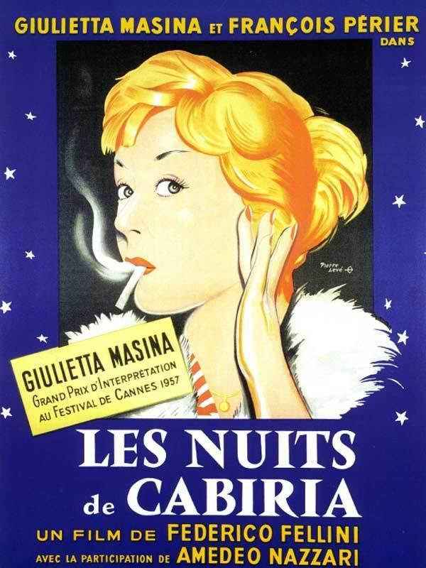 Regarder Les Nuits de Cabiria en streaming gratuit