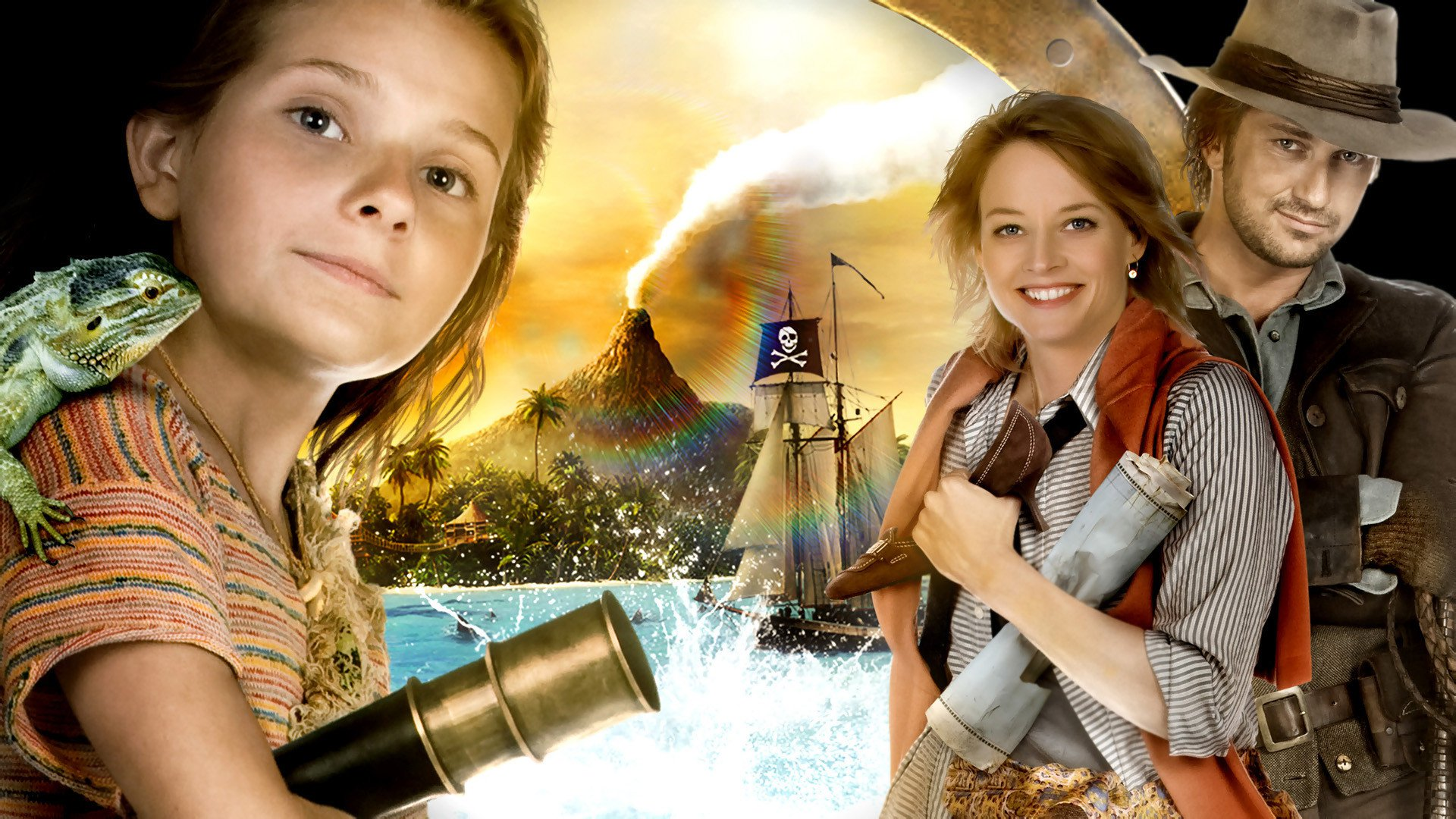 Regarder L'Île de Nim en streaming gratuit