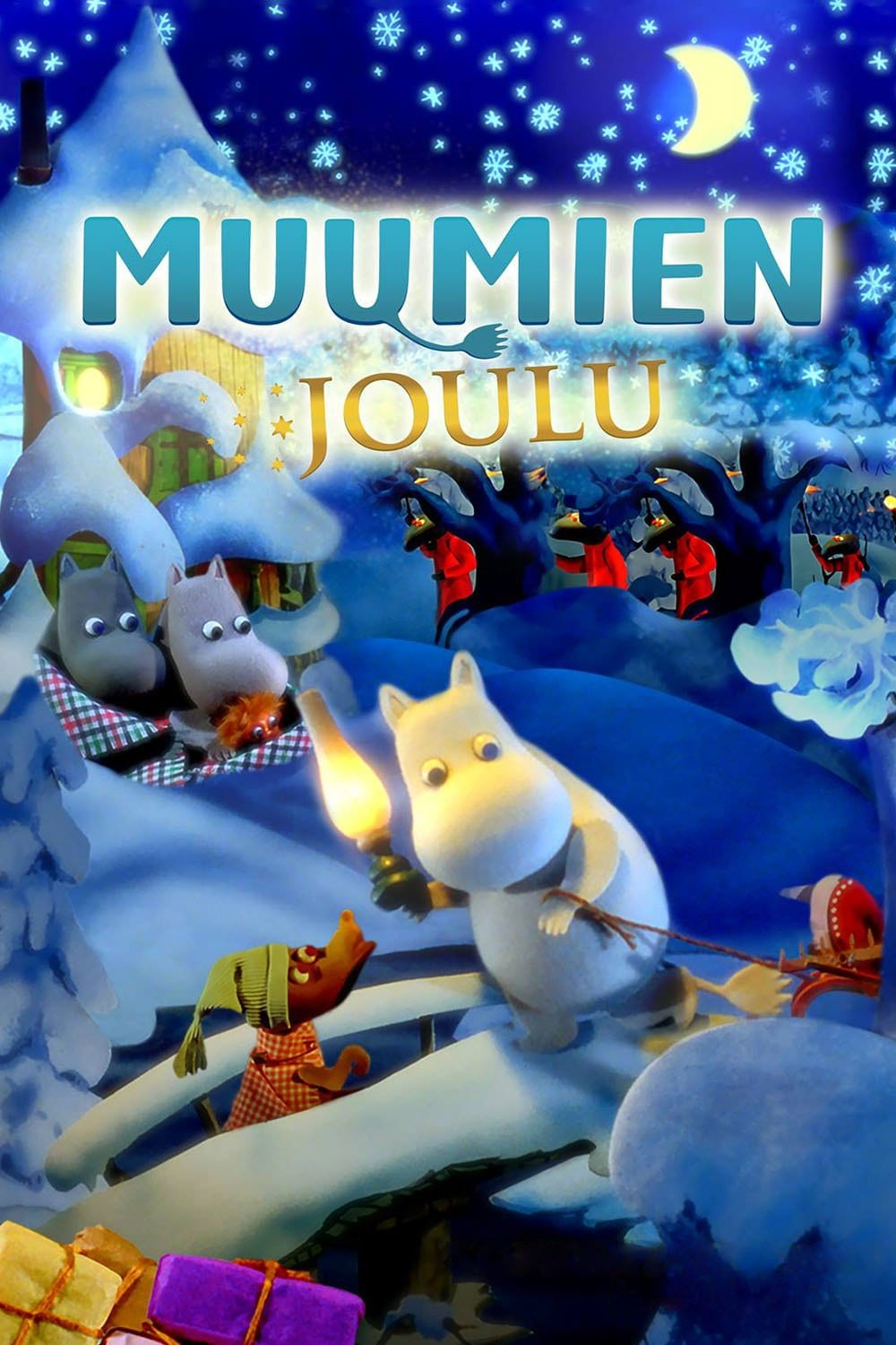 Regarder Muumien joulu en streaming gratuit