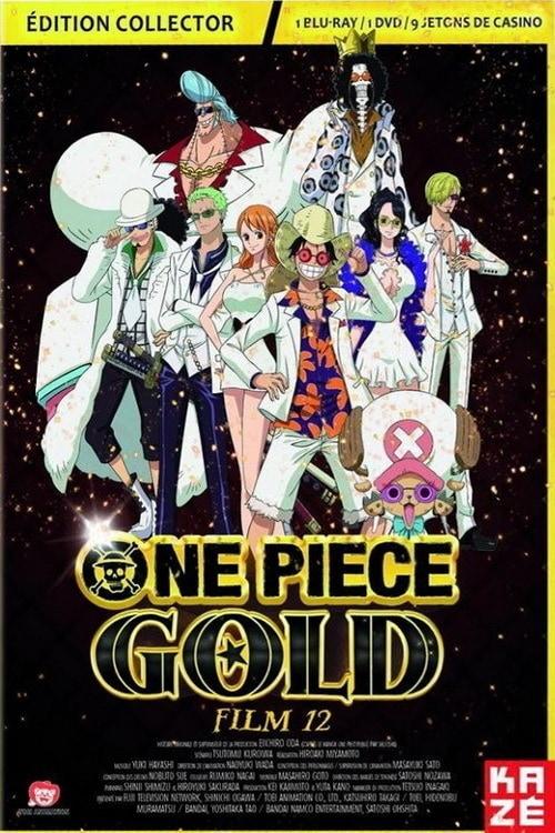 Regarder One Piece Film : Gold en streaming gratuit