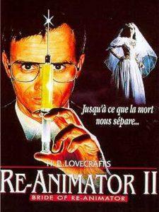 Re-Animator II : La Fiancée de Re-Animator