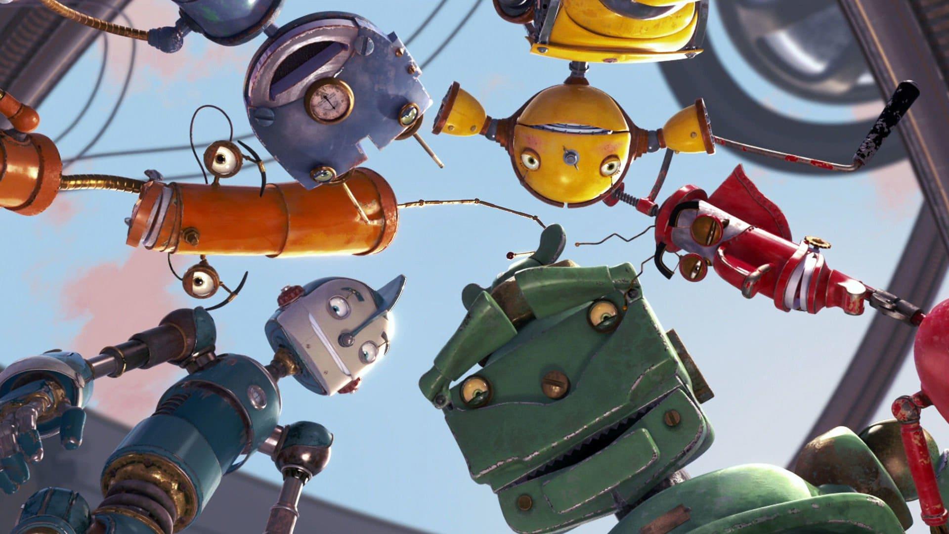 Regarder Robots en streaming gratuit