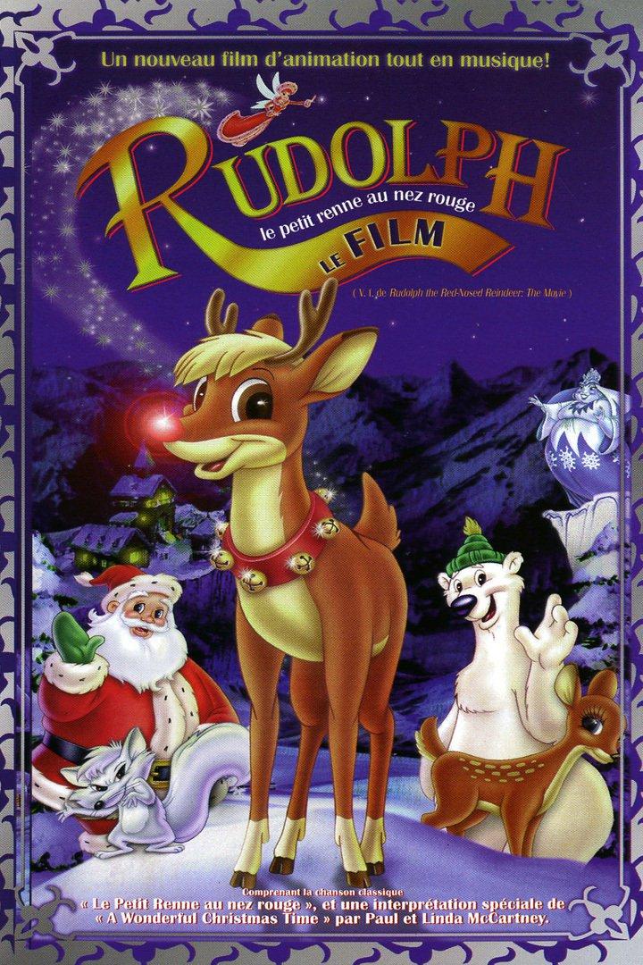 Regarder Rudolph, le petit renne au nez rouge, le film en streaming gratuit