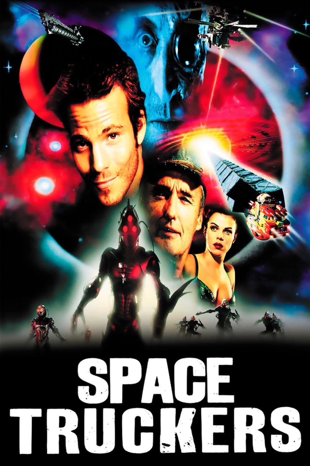 Regarder Space Truckers en streaming gratuit