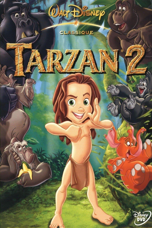 Regarder Tarzan 2 : L'Enfance d'un Héros en streaming gratuit