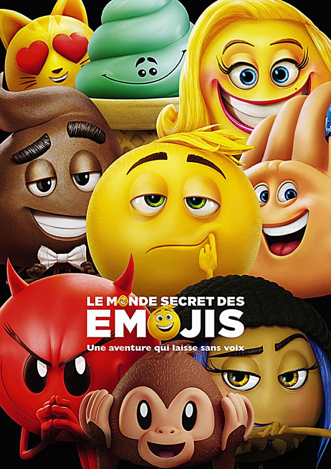 Regarder Le Monde secret des Emojis en streaming gratuit