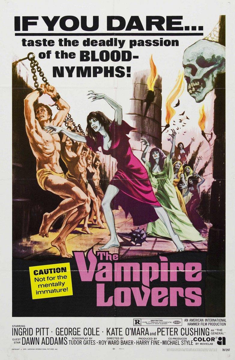 Regarder The Vampire Lovers en streaming gratuit