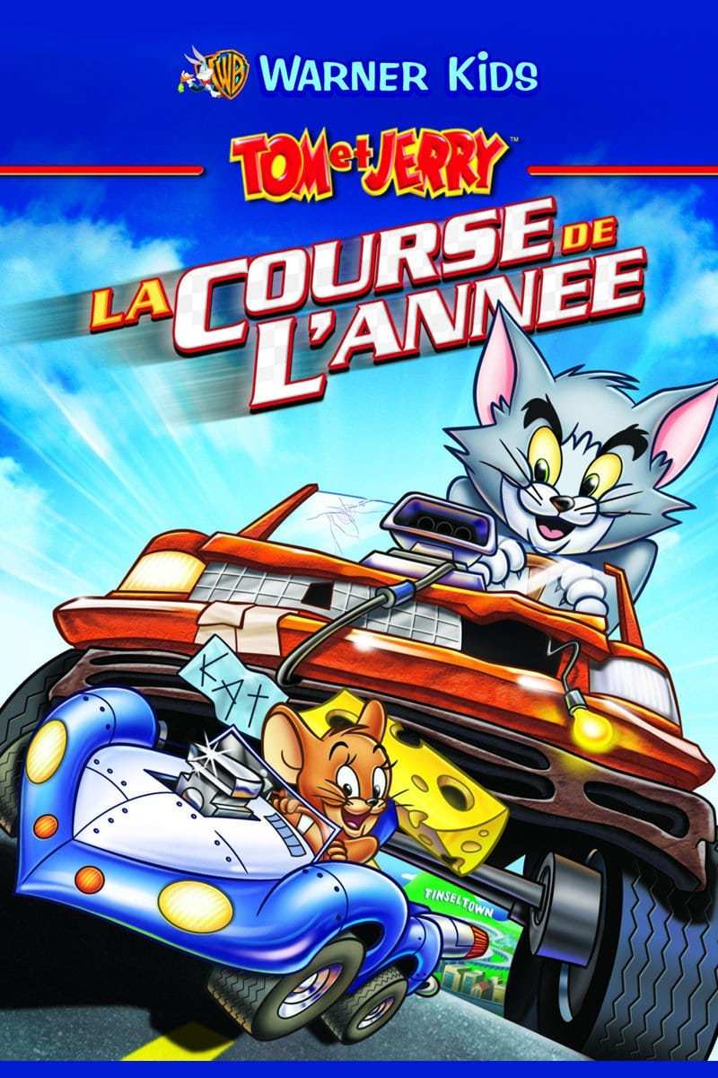 Regarder Tom et Jerry: La course de l'année en streaming gratuit