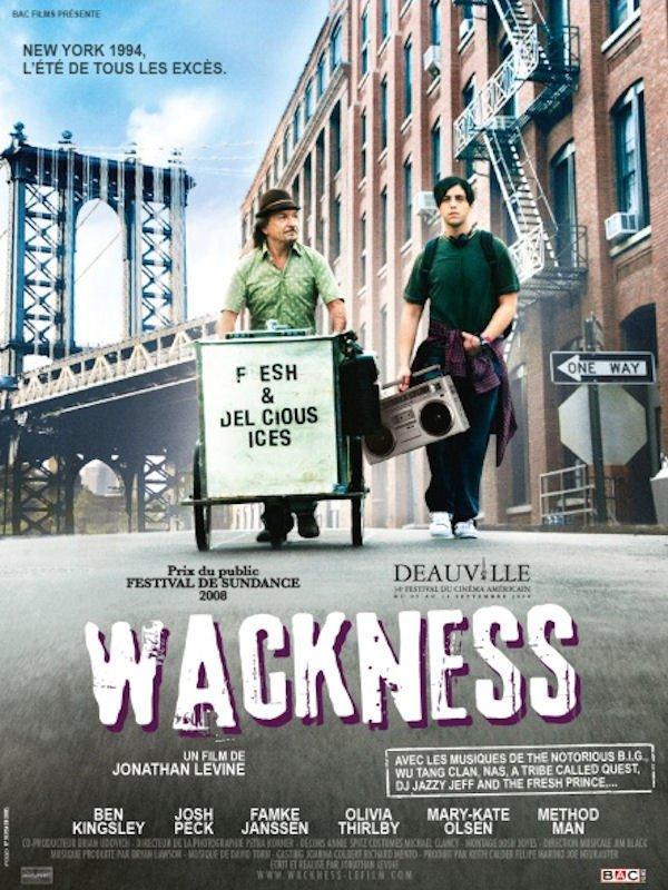 Regarder Wackness en streaming gratuit