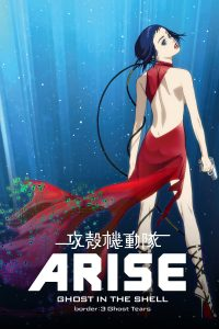 Ghost in the Shell Arise – Border 3: Ghost Tears