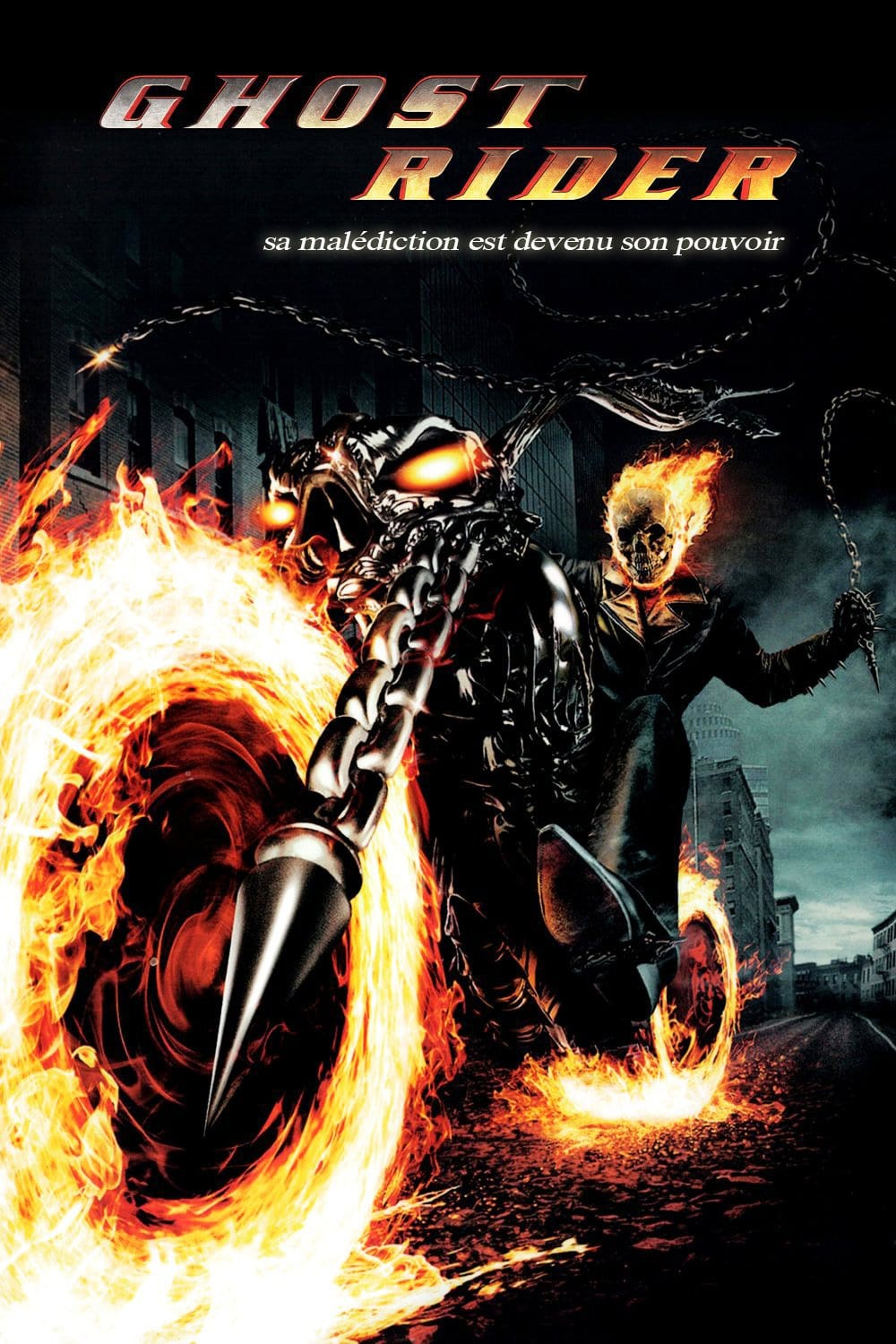 Ghost Rider Streaming