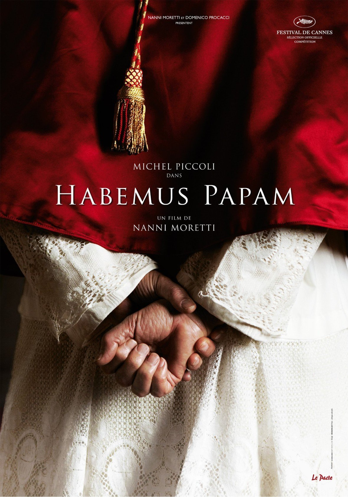 Regarder Habemus Papam en streaming gratuit