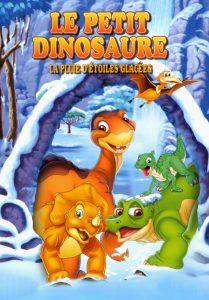 Le Petit Dinosaure 8 : La Pluie d'étoiles glacées