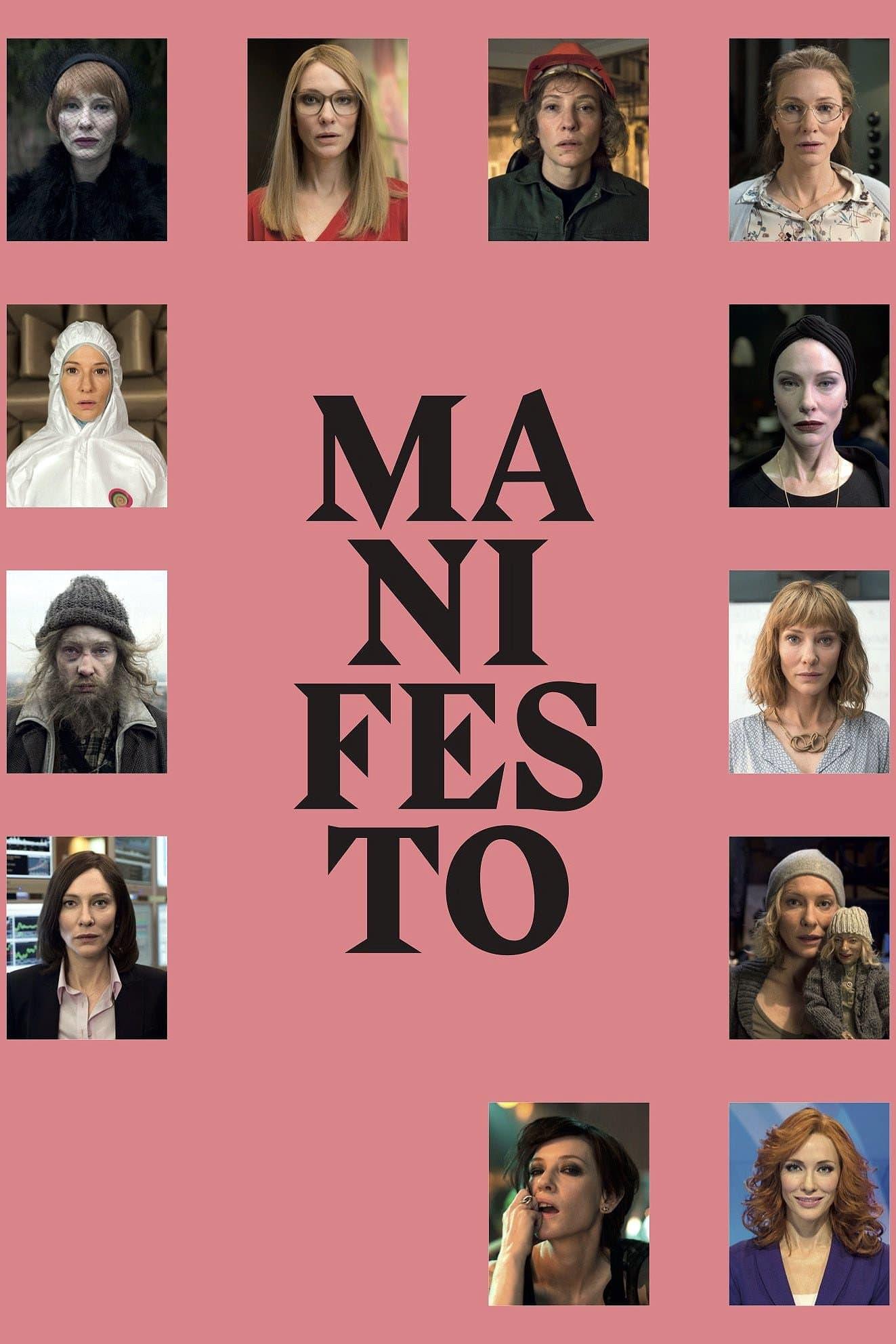 Regarder Manifesto en streaming gratuit