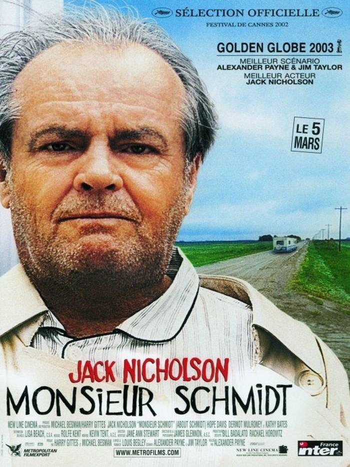 Regarder Monsieur Schmidt en streaming gratuit