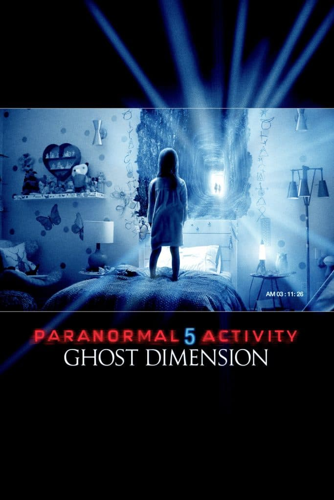 Paranormal Activity Ghost Dimension Online Stream