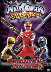 Power Rangers Ninja Storm: Samurai's Journey