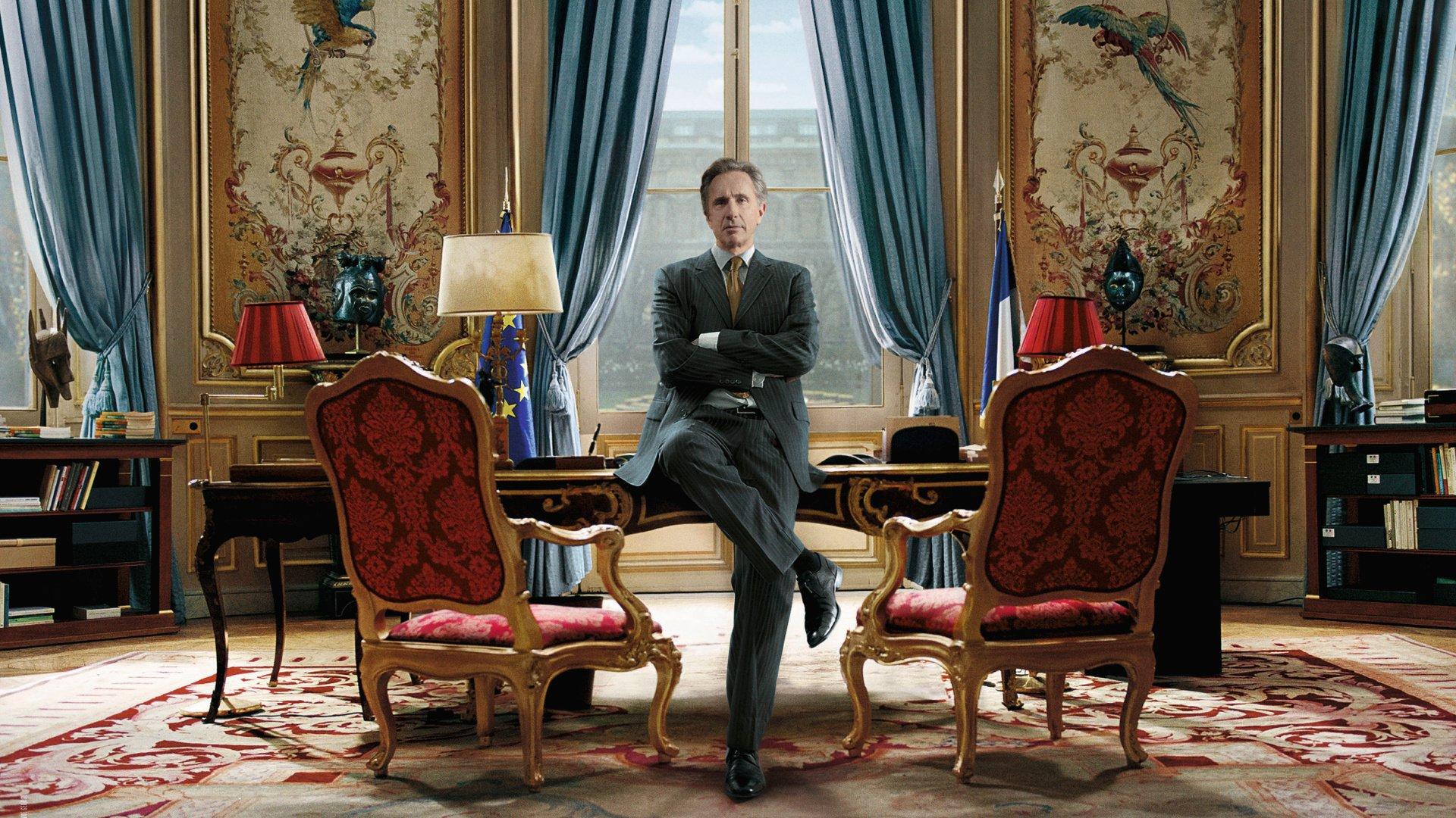Regarder Quai d'Orsay en streaming gratuit