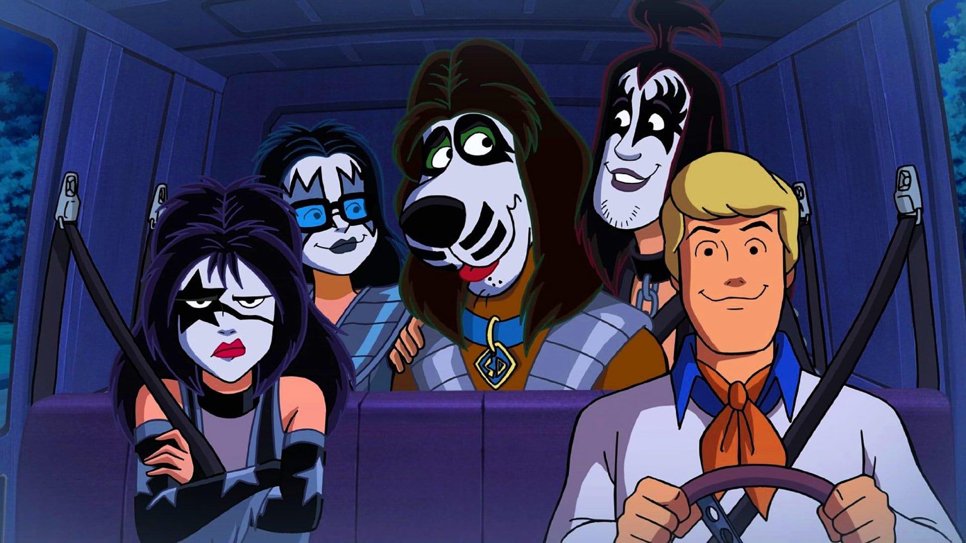 Regarder Scooby-Doo! rencontre avec KISS en streaming gratuit