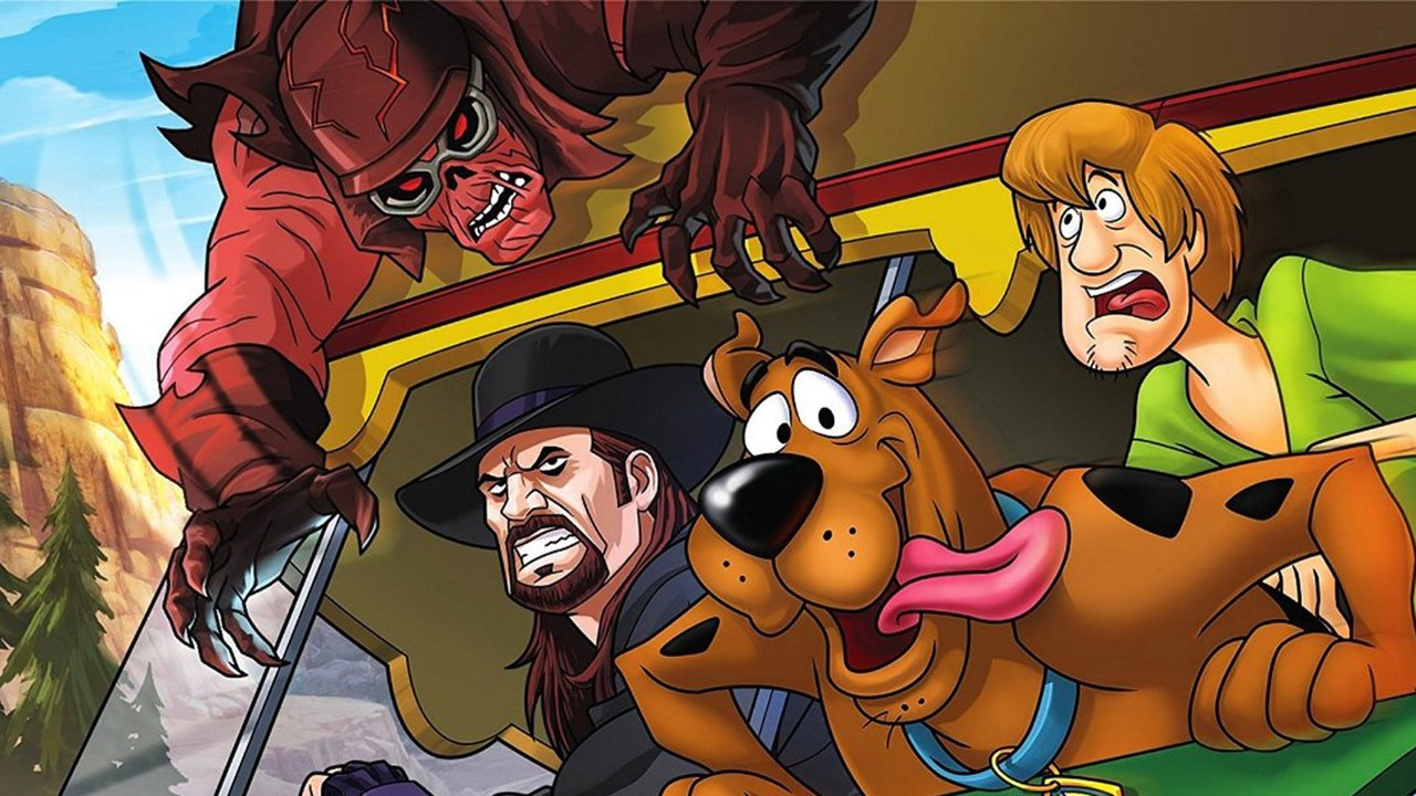 Regarder Scooby-Doo ! & WWE : la malédiction du pilote fantôme en streaming gratuit