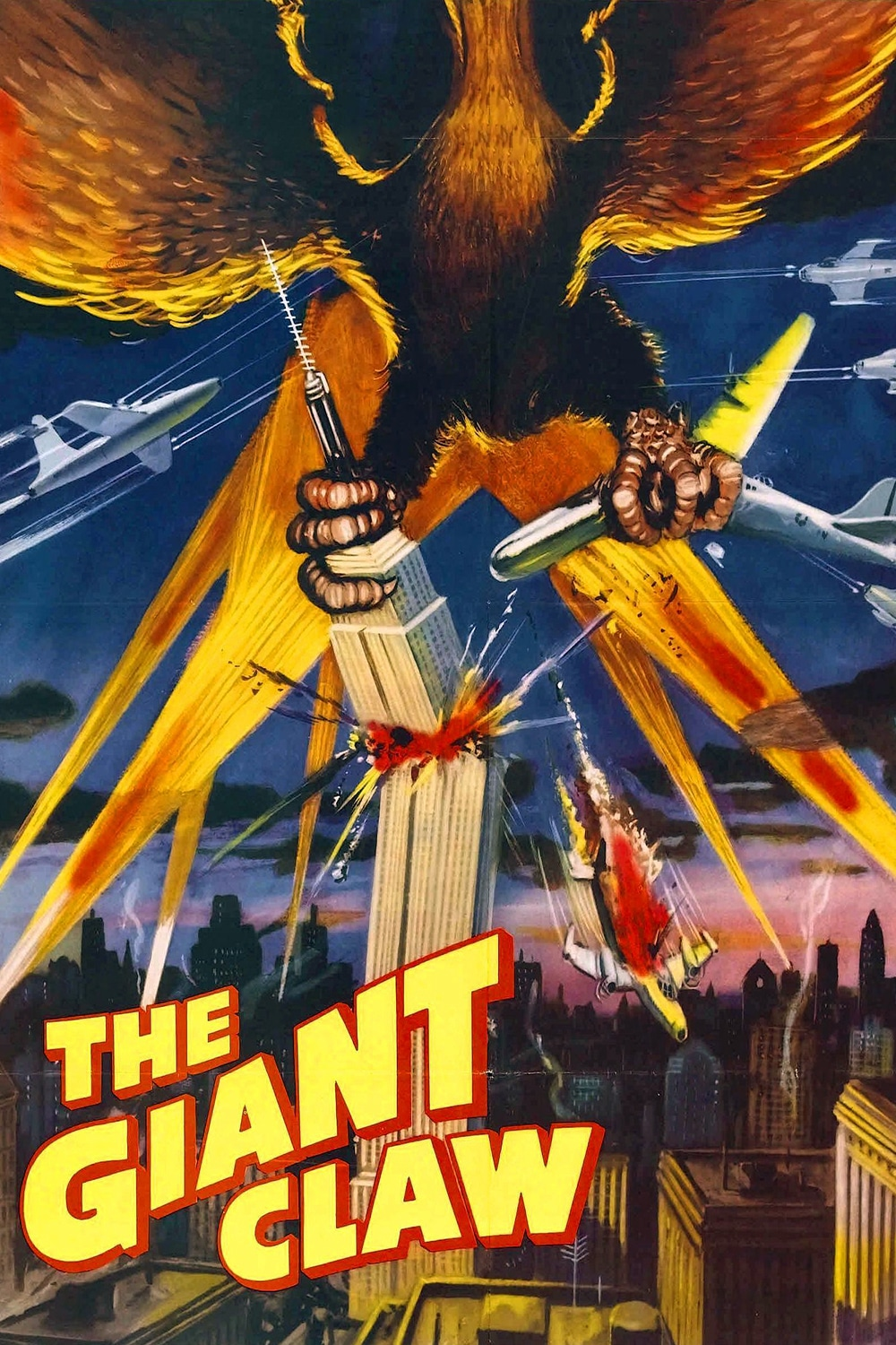 The Giant Claw - Film complet en streaming VF HD