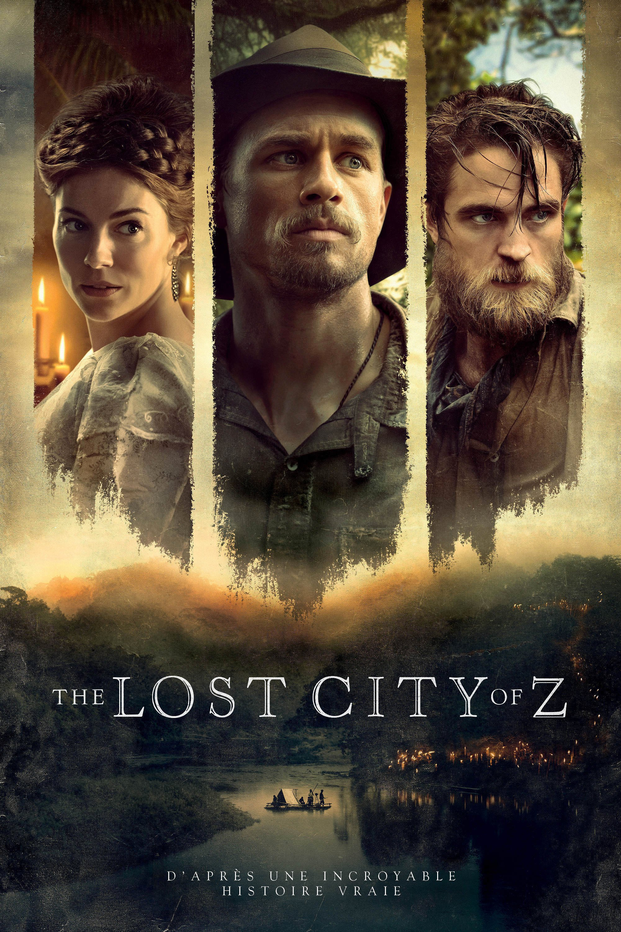Regarder The Lost City of Z en streaming gratuit