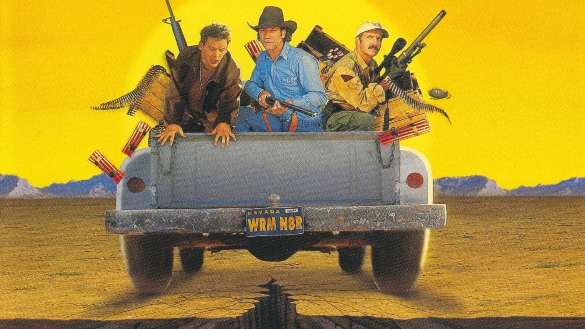 Regarder Tremors 2: Les Dents de la Terre en streaming gratuit