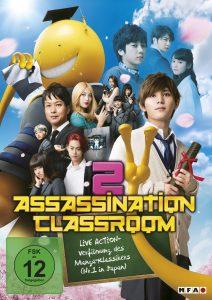 Assassination Classroom : The Graduation