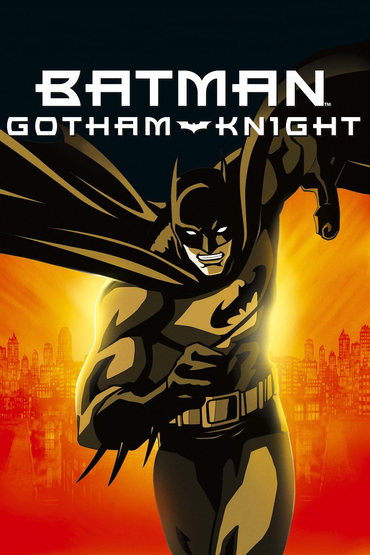 Regarder Batman: Gotham Knight en streaming gratuit